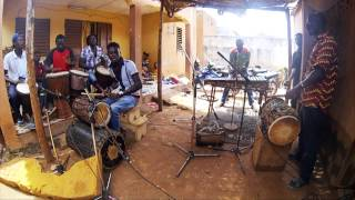 Session Acoustique - Adama Burkina - Morceau 2