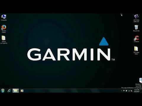 Download Garmin Maps For Free | Update GARMIN SATNAV Maps For FREE