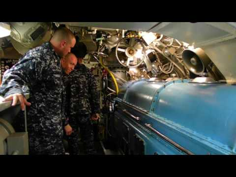 Engine Start by USS Little Rock