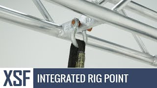 Rigging Production- Integrated Rig Point by Xtreme Structures & Fabrication