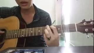HAI CÔ TIÊN gitar-Con Bố Hùng