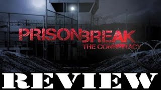 PC REVIEW: Prison Break The Conspiracy
