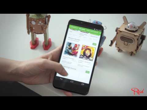 Vodafone Smart 4 Max İlk Bakış