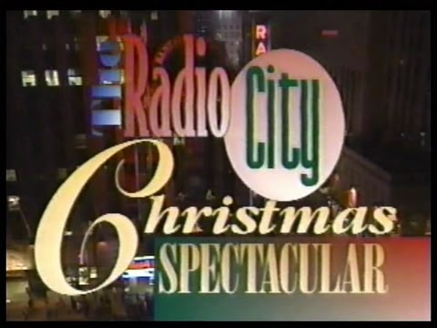 Backstage at the Big Stage - Radio City Christmas Spectacular - 1994 - Rockettes Special