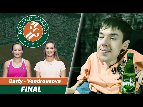 Roland-Garros 2019 | Final | Barty - Vondrousova