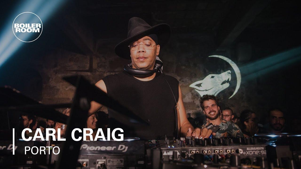 Tom Trago - Use Me Again (Carl Craig Rework)