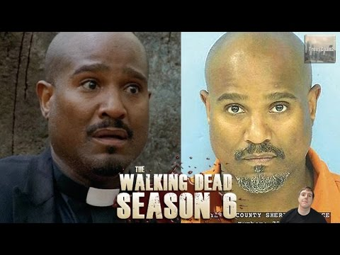 The Walking Dead Season 6  Seth Gilliam Arrested for DUI  T2 Q and A 15!