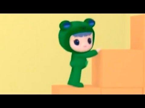 Мультики Руби и Йо-Йо - Чудесная лестница