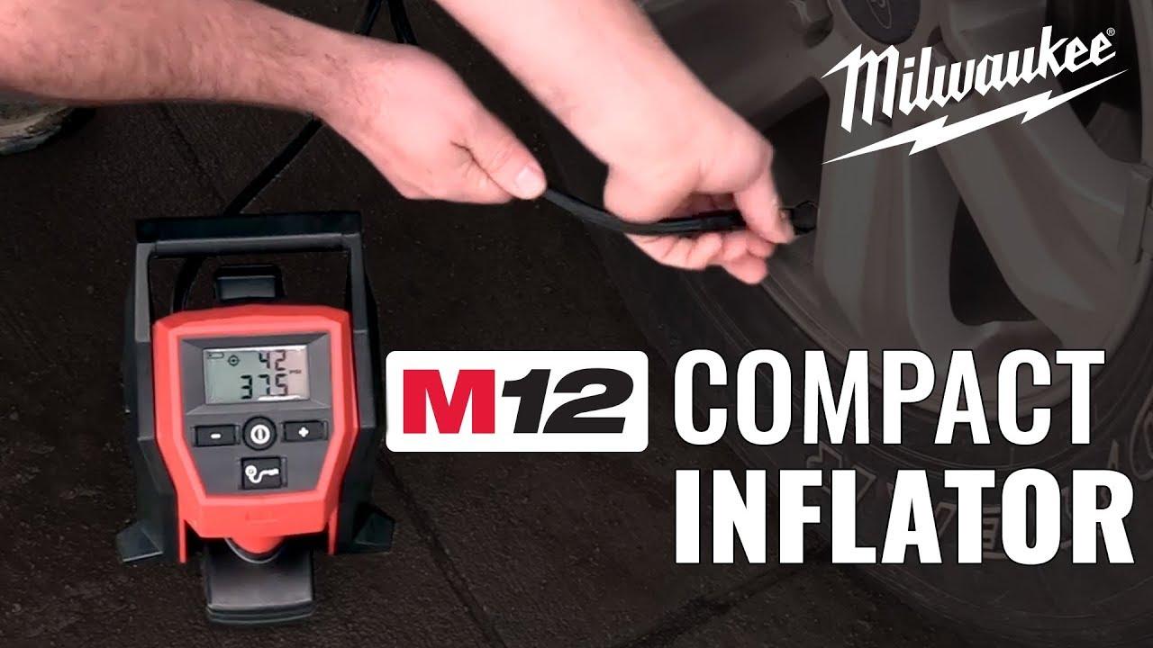 Milwaukee 2475-20 M12™ Compact Inflator