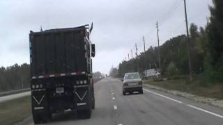 fastest dump truck in south florida 1