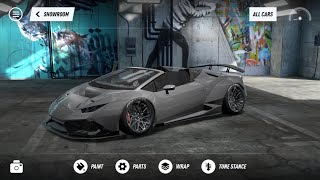 Need For Speed Heat Studio Lamborghini Huracan Lp610-4 Spyder Libertywalk Kit