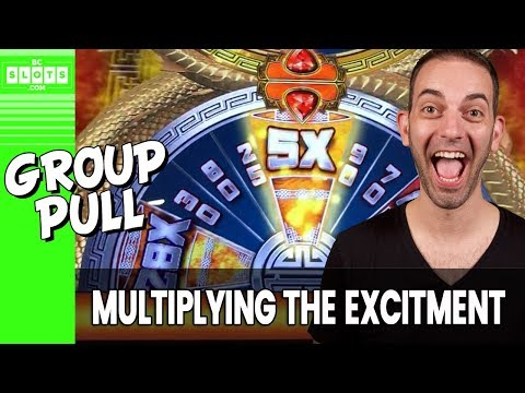 🔥 $4,800 Group Pull! ❎ MULTIPLYING ❎ the 😍 EXCITEMENT 😍 ✦ BCSlots