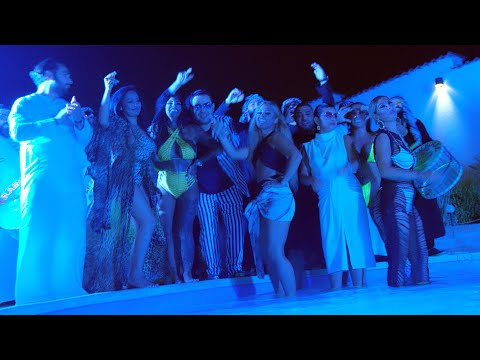 Laura Vass, Formatia Kana Jambe & Arabii lu' Bursuc - Raiul pe pamant | Official Video