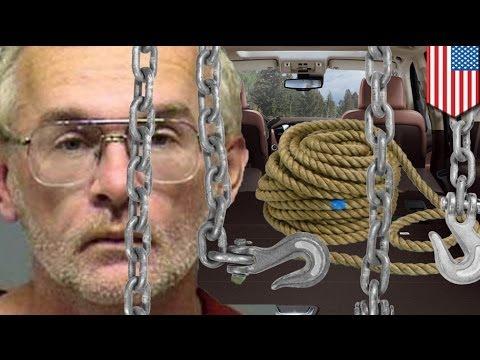 Рецидивист по фамилии Свобода разъезжал по Портленду в «камере пыток»