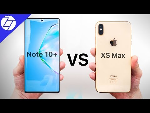 Samsung Galaxy Note 10 Plus vs iPhone XS Max Which One to Get?