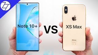 Samsung Galaxy Note 10 Plus vs iPhone XS Max – Which One to Get?
