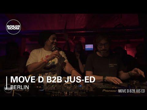 Move D b2b Jus-Ed Boiler Room Berlin DJ Set