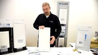 водонагреватель Clage DBX DBX 27 обзор