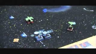 Star Trek Attack Wing batrep: 2vs3 MUTARA NEBULA