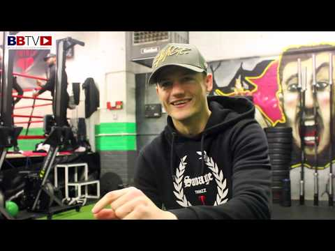 """RYAN OLIVER : """"DAVE ALLEN BE MY FRIEND"""" IN CAMP PREPARING FOR ULTIMATE BOXXER APRIL 27TH"""