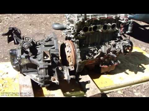 How to connet engine and gearbox together. Basic info