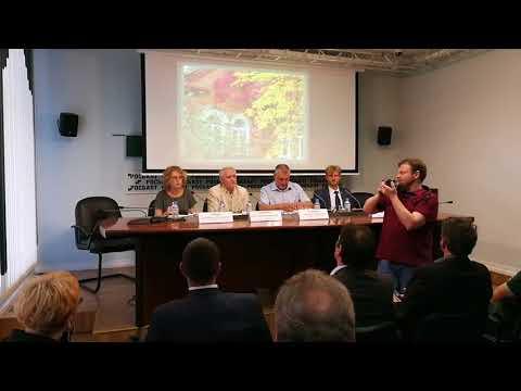 ROSBALT.RU: Пресс-конференция «Феномен Видного: как жителям удалось защитить свой город»