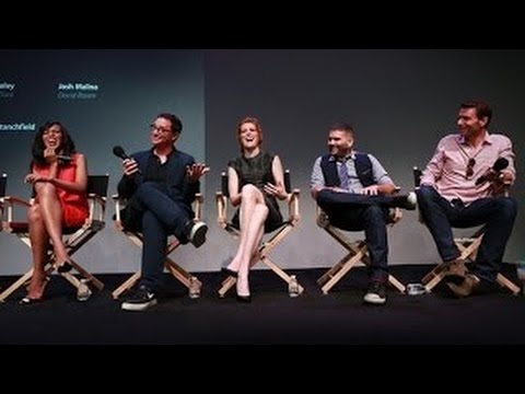 Scandal Cast Interview with Kerry Washington, Scott Foley, Guillermo Diaz, Darby Stanchfie