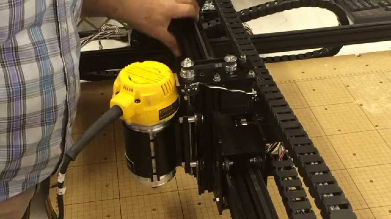 Bar z bash 2015 review inventable x carve spindle upgrade youtube greentooth Image collections