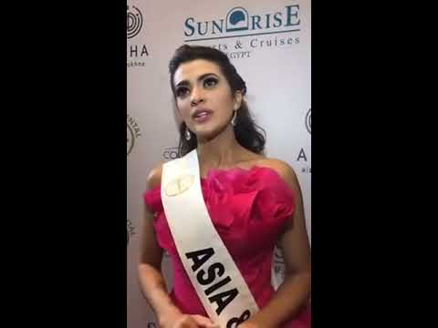 Katarina Rodriguez's First Interview After Crowning Moment of Miss Intercontinental 2017