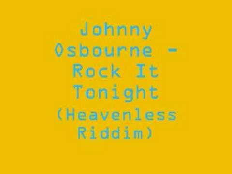 Johnny Osbourne - Rock It Tonight