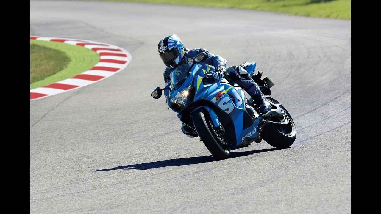 2015 Suzuki GSX-R1000, will get race replica graphics from the MotoGP bike - YouTube