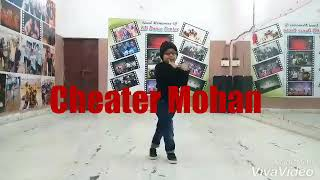Cheater Mohan dance Choreography by Satish Kumar in KD Dance Centre