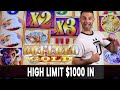 Watch These BIG Wins on Triple Red Hot Slot ... - YouTube