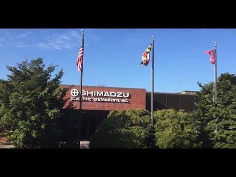Working at Shimadzu Scientific Instruments