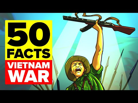 50 Insane Facts About Vietnam War You Didnt Know
