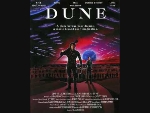 Dune soundtrack - Main title