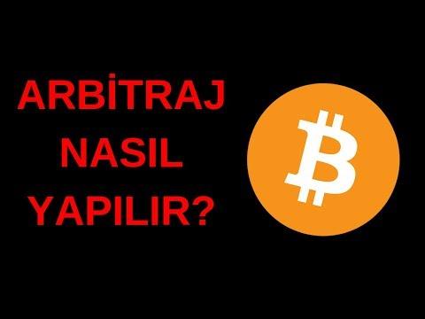 Bitcoin Borsalarında Arbitraj Nasıl Yapılır?