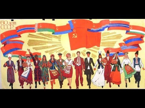The time of USSR