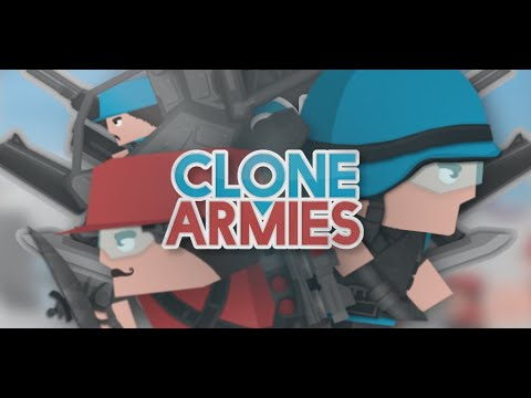 Clone Armies - by Elecube - Action Games Category - 5 Review