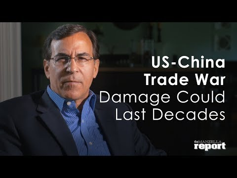 US-China Trade War Damage Could Last Decades