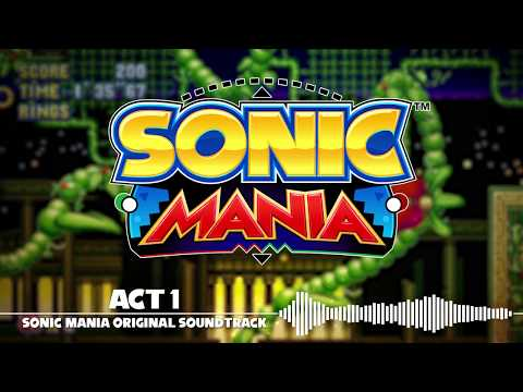 Sonic Mania OST  Stardust Speedway Zone Act 1