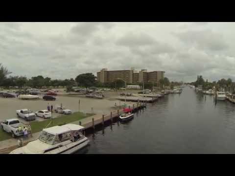 Wm. J. Alsdorf Boat Launching Park, Pompano Bch. Florida