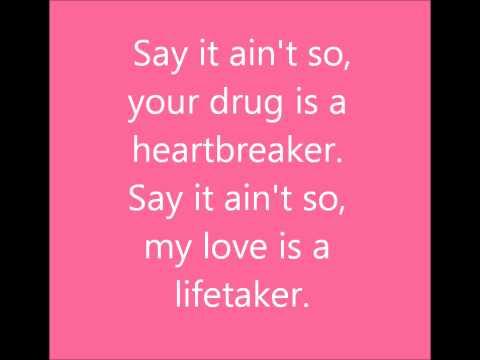 Weezer  Say it aint so lyrics