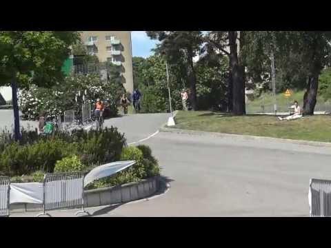 Stockholm rollerski 2013