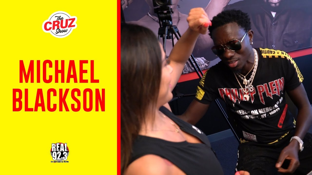 Michael Blackson Talks 'Coming To America 2', Sniffing Armpits & More