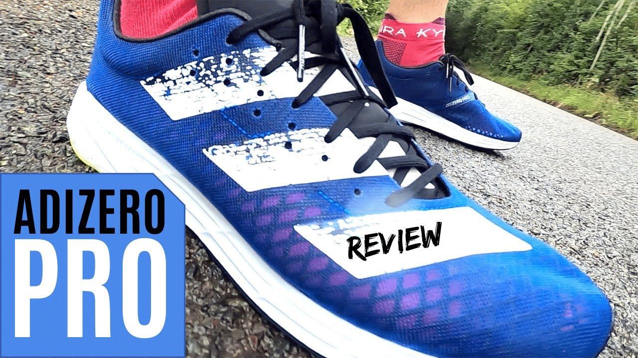 Adidas Adizero Pro 2020 Review