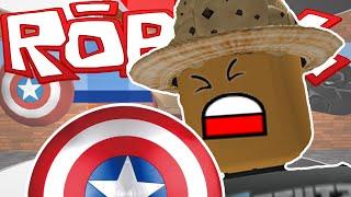 Roblox | CIVIL WAR! - CAPTAIN AMERICA OR IRONMAN?