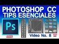 Tutorial Photoshop CC Tips Esenciales. No.8 ¿Cómo Combinar Selecciones y extracciones?. liclonny