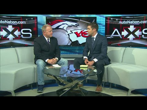 Legwold Previews The Broncos-Chiefs Game