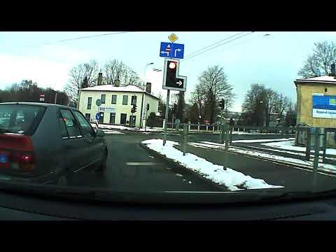 Упертый водитель (знакомый поделился )